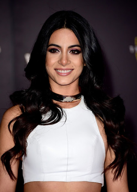 Actress, Model, @ Emeraude Toubia At Star Wars: Episode Vii – The Force Awakens Premiere In Hollywood