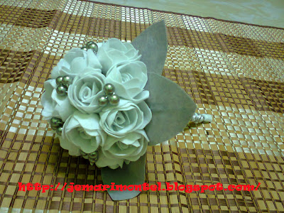 hand bouquet for bride