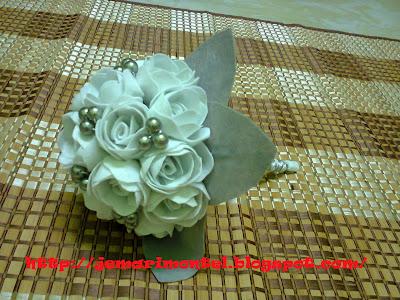 hand bouquet for bride