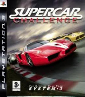 Supercar Challenge PS3