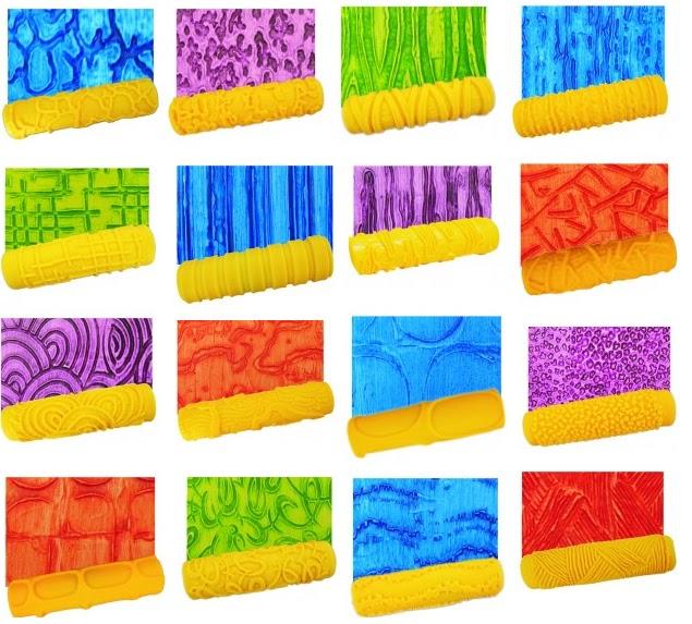 Saiba Como Fazer A Decoração Usando Textura E Grafiato Edu Art Color