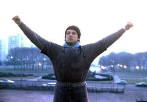 Sylvester Stallone en Rocky