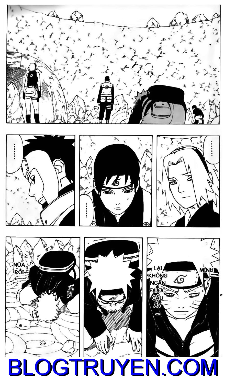 Naruto chap 310 Trang 3 - Mangak.info