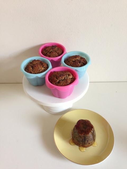 grain free banana muffins >> STARTS WITH CUPCAKES