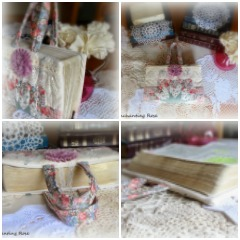 Shabby Bible Cover