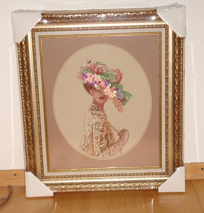 Викторианская элегантность вышивка отзывы 14