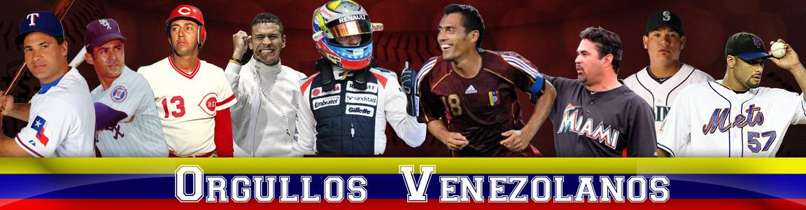 Orgullos del Deporte Venezolano
