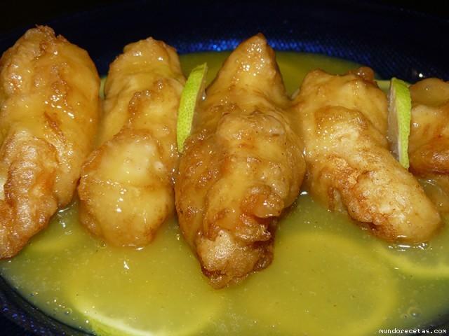 Recetas para tu thermomix desde canarias pollo al lim n al estilo chino - Salsa de pollo al limon ...