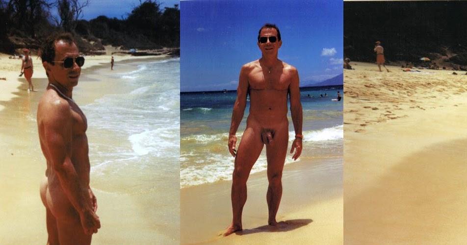 from Guillermo simon baker beach nude