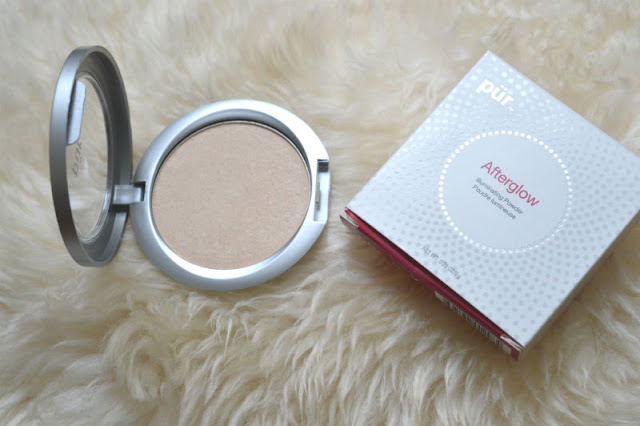 Pür Minerals Afterglow Illuminating powder review
