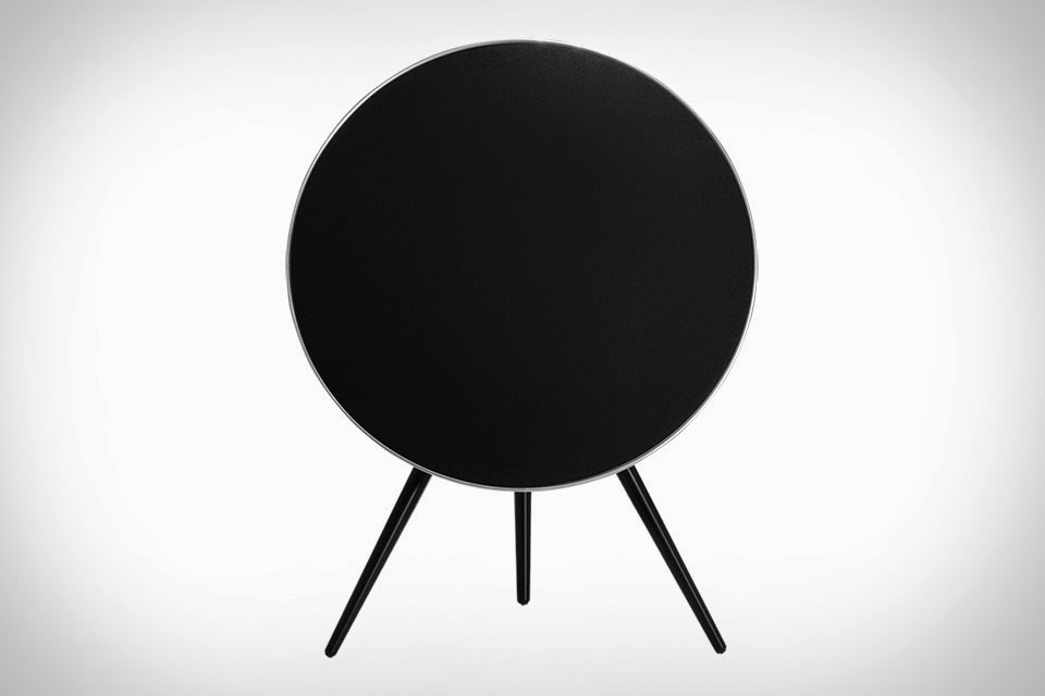 B&O BeoPlay A9 Black Edition Speaker