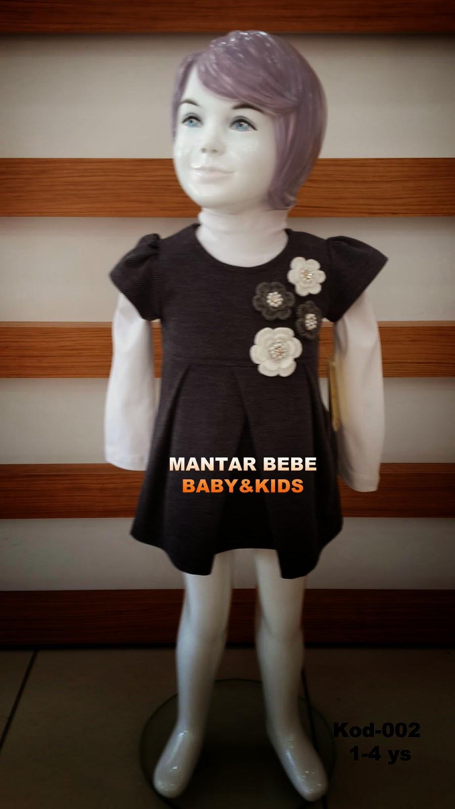 MANTAR BEBE ÇOCUK GİYİM - KOD002