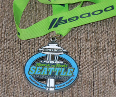 2011 Seattle Half Marathon