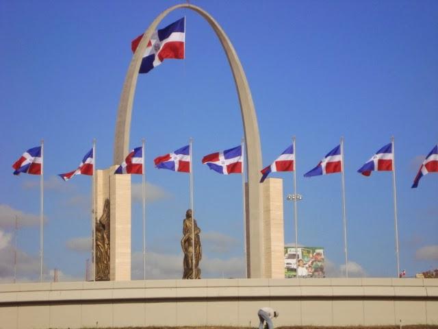 Bandera Dominicana, símbolo de patriotismo