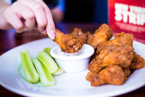 Kookaburra Wings from Outback Steakhouse