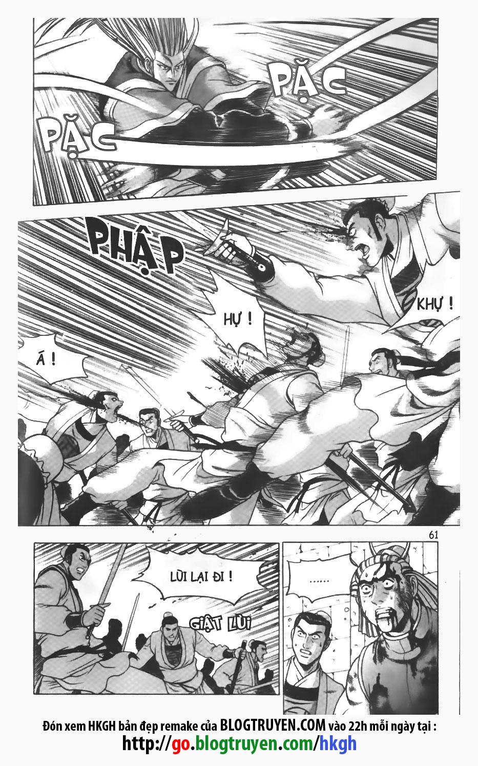 Hiệp Khách Giang Hồ chap 203 Trang 7 - Mangak.info