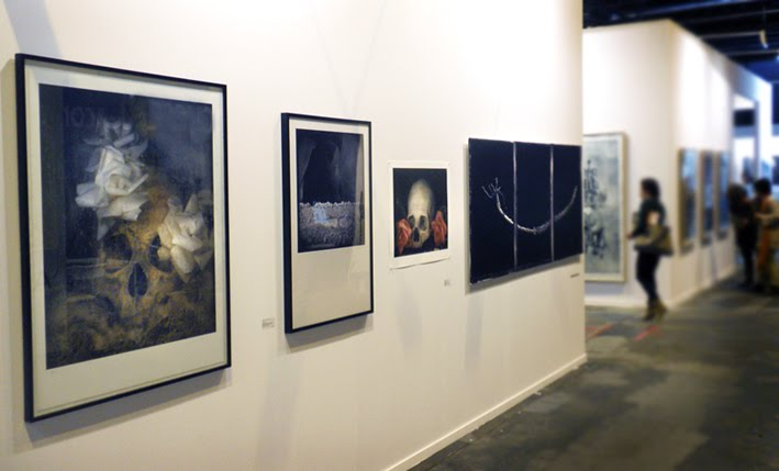 """Salon internacional de Arte Multiple Contemporáneo """"ESTAMPA""""  2011 (Madrid)"""
