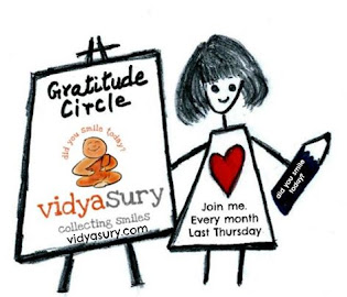 Glad to be Part of Gratitude Circle