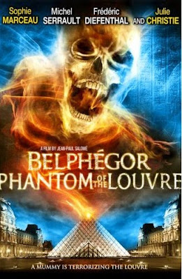Belphegor Phantom of the Louvre (2001) Hindi BRRIp
