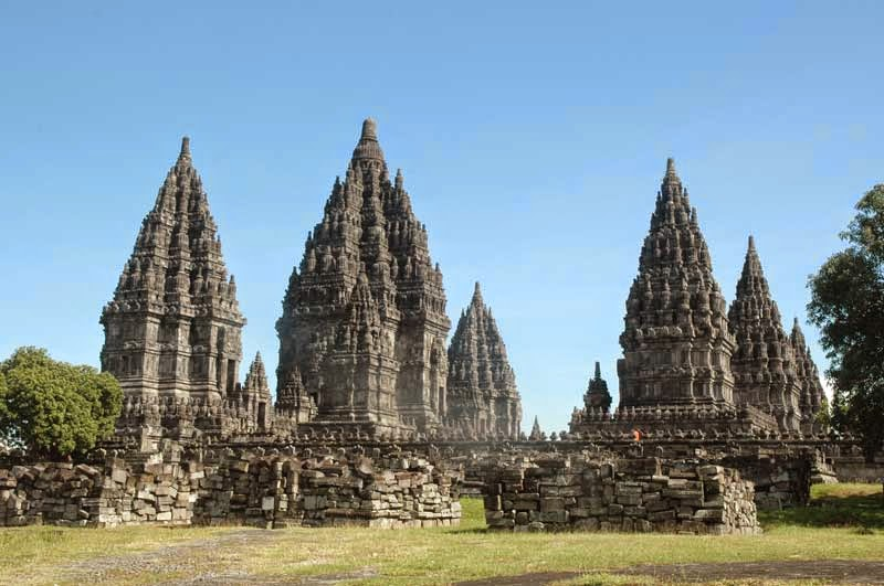 Gambar Candi Prambanan Yogyakarta - Tempat Wisata Terindah