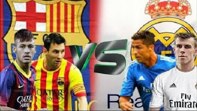 Barcelona vs Real Madrid 'El Clasico' October 26 2013