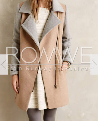 1) http://www.romwe.com/Khaki-Grey-Long-Sleeve-Lapel-Color-Block-Coat-p-135641-cat-676.html?utm_source=provarexcredere1.blogspot.it&utm_medium=blogger&url_from=provarexcredere1