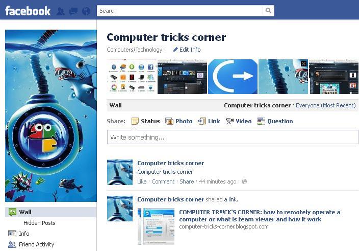 Cách thay đổi kích thước ảnh đại diện (profile picture) trên Facebook