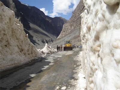 A Estrada de Karakoram - Paquistão - A mais alta do mundo