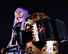 Naoe Kanetsugu cosplay