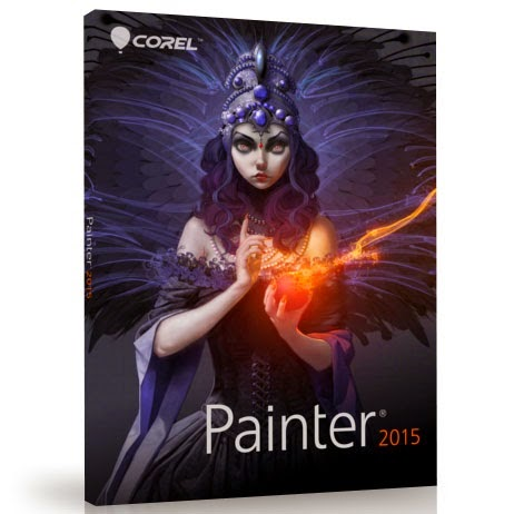 Corel Painter 2015 Full Version Free Download with Crack and Keygen