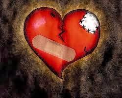 صور قلوب تبكي دم ,قلوب حزينة لعام 2014 ,قلوب مكسوره