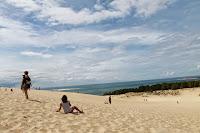 voyage vacances ferias poussette carrinho aproveitar praia mar portage babywearing viagem