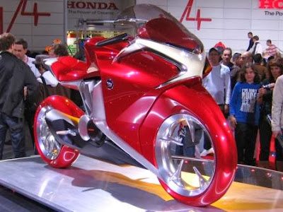 Foto Modifikasi Honda CBR 250R Fairing