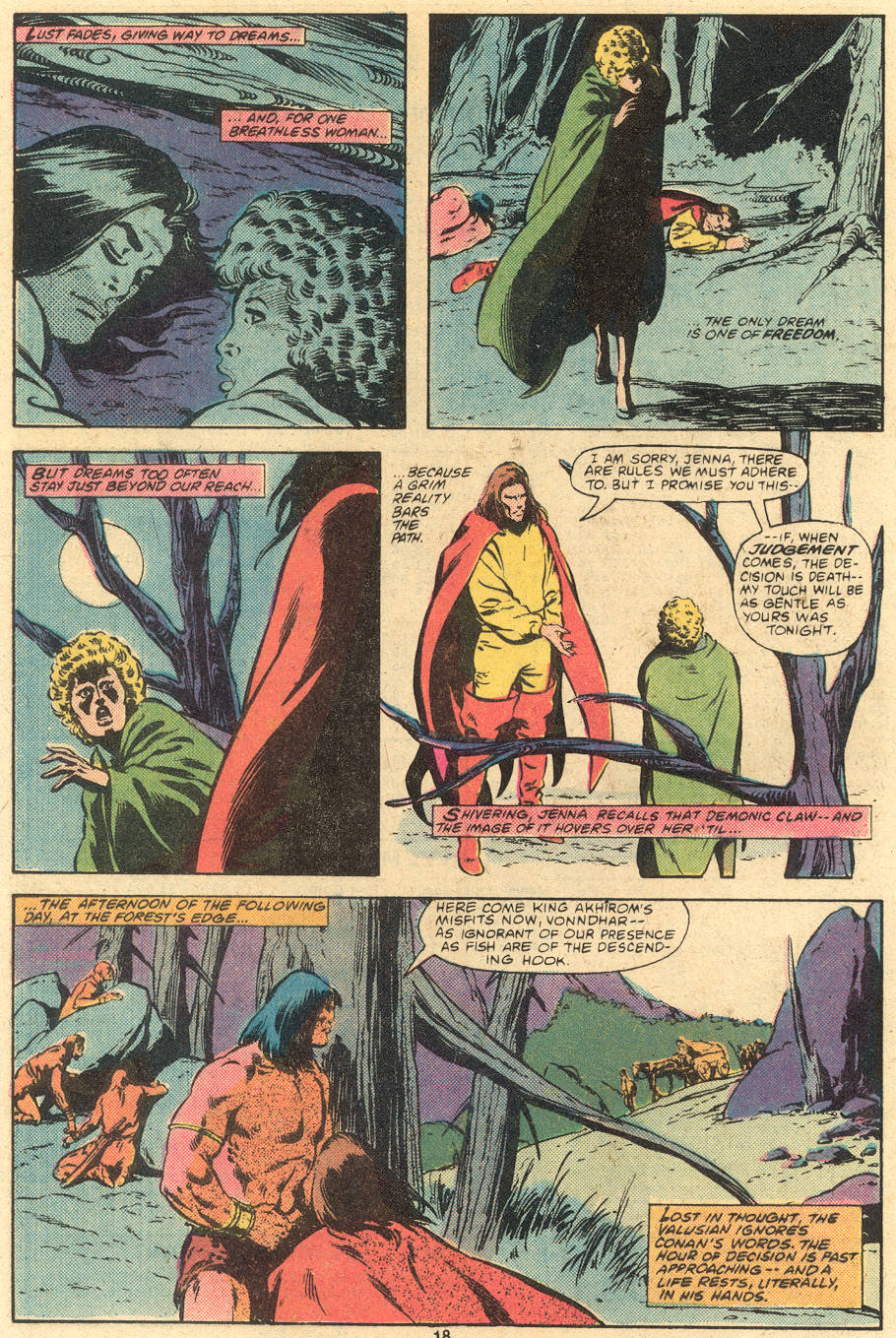 Conan the Barbarian (1970) Issue #120 #132 - English 15