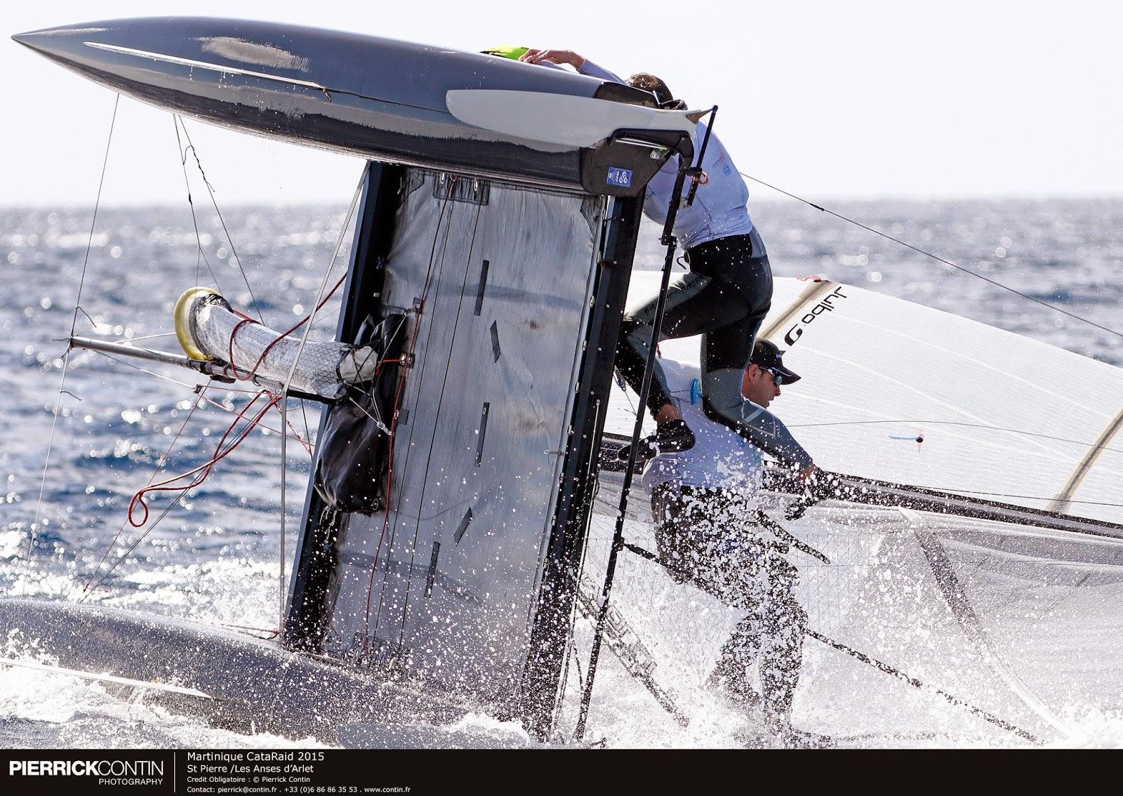 Sportif, le Martinique Cata Raid !