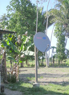 Claro TV Satellite, Tripoli, Honduras