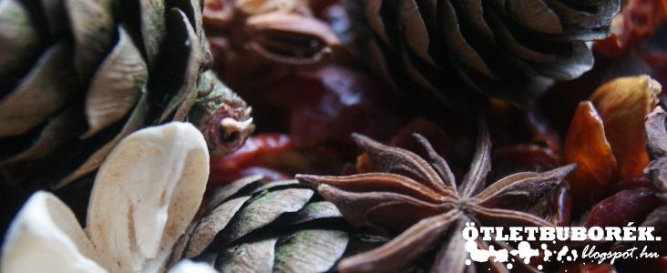 potpourri, illatosító, illatosító házilag, házi potpourri recept, diy potpourri