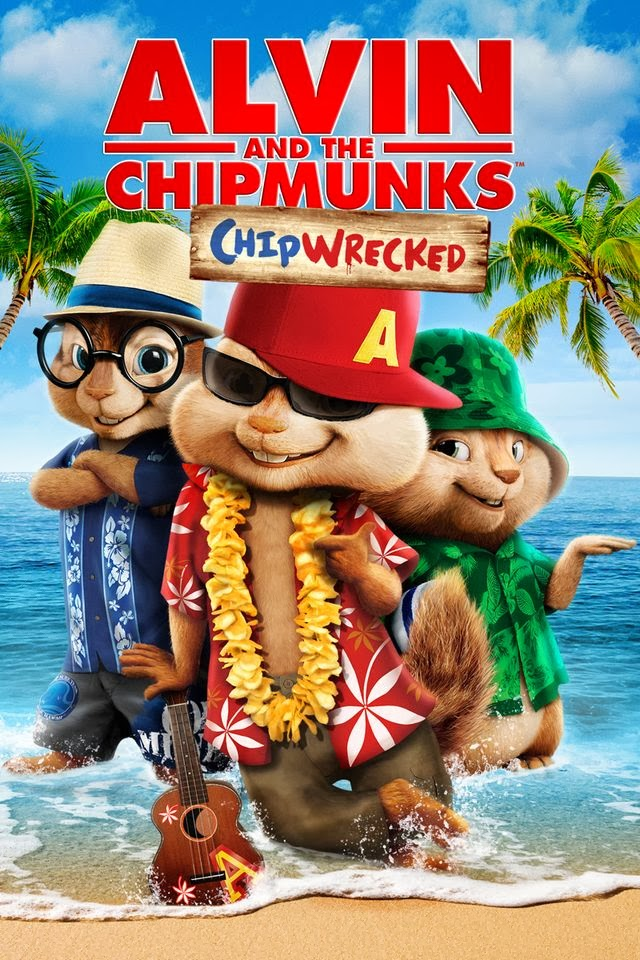 Alvin and the Chipmunks: Chipwrecked (2011) YIFY - Download Movie ...