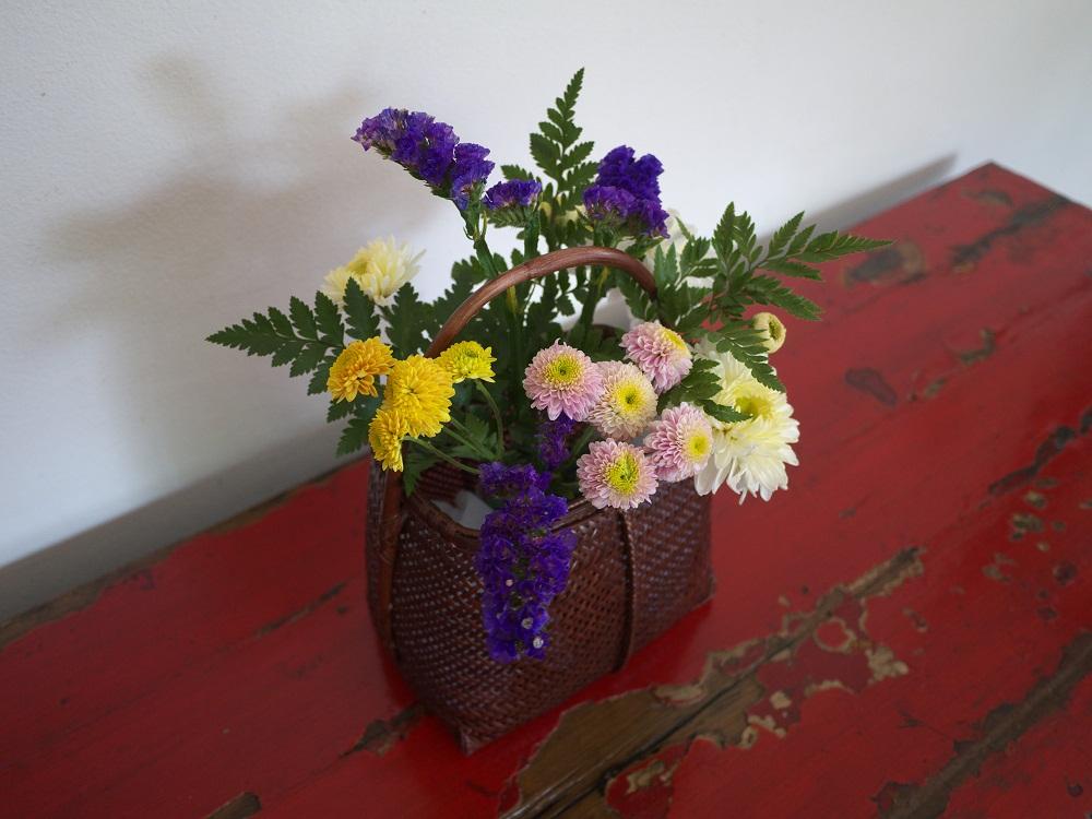 Flower Basket Arrangement Ideas : Basket ideas flower arrangements sop moei arts