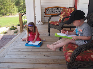 Homeschool At It's Best!