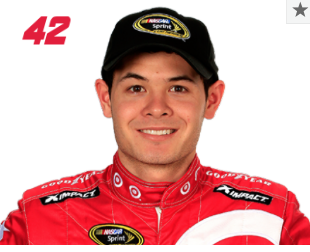 Larson Will Start At Daytona Sunday