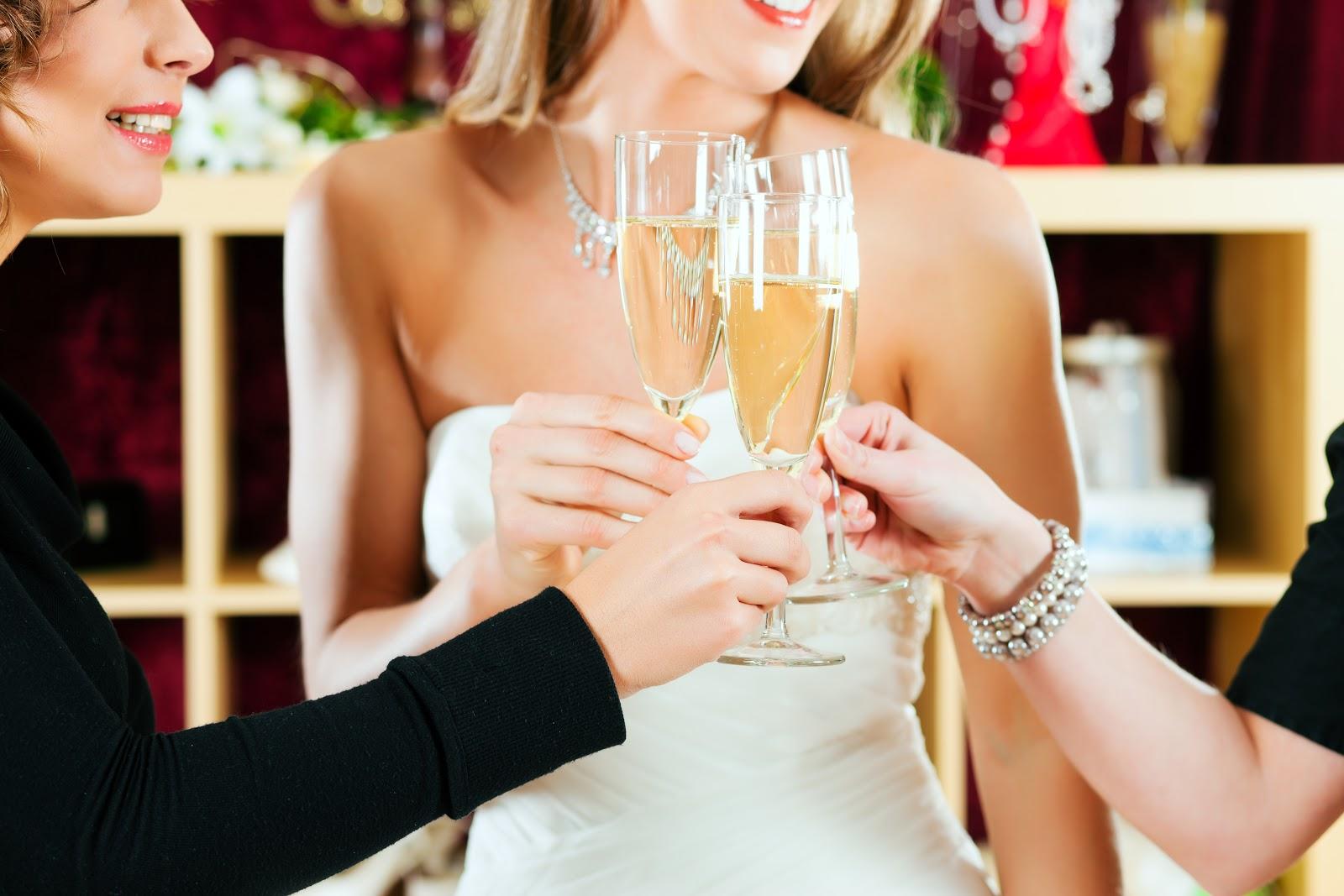 Необычный тост на свадьбу своими словами