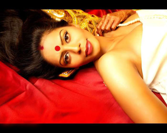 Bhairavi Goswami hot look