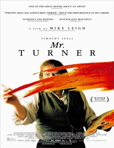 Ver Mr. Turner (2014) Online