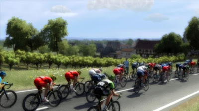 Pro Cycling Manager 2014 Gameplay PC
