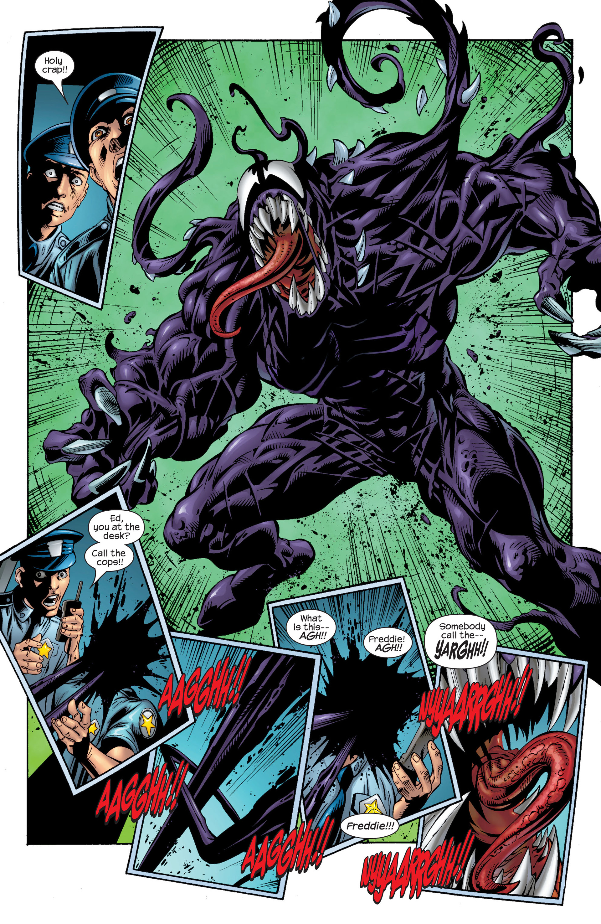 Ultimate Spider-Man (2000) Issue #37 #41 - English 17
