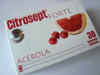 Citrosept FORTE  na wzmocnienie odporności