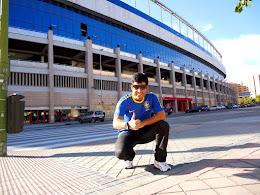 Estádio Vicente Calderón - Madrid