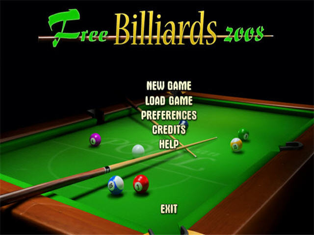 billiard games free