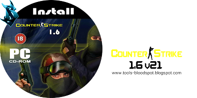 Counter Strike 1.6 v21 Full Free Download